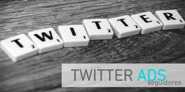 Twitter Ads – Consecución de más seguidores