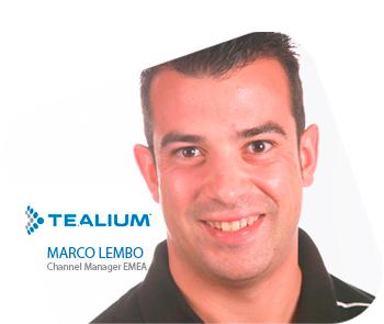 Tealium, el mejor CDP para conocer mejor a tus clientes. Entrevista a Marco Lembo